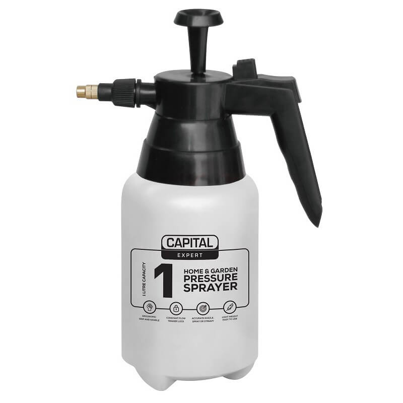 Capital Expert 1 Litre Pressure Sprayer
