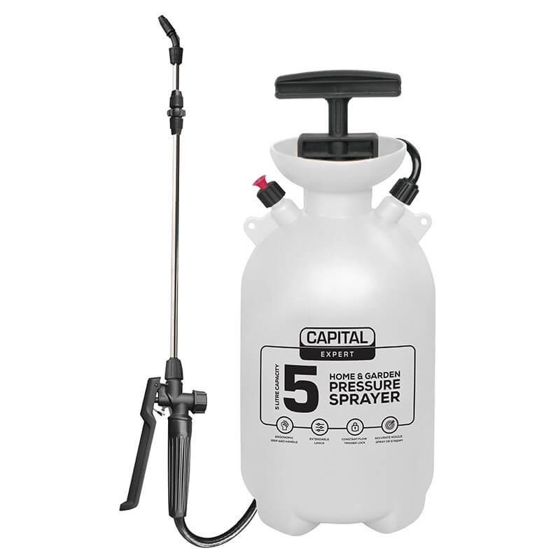 5L Poly Sprayer